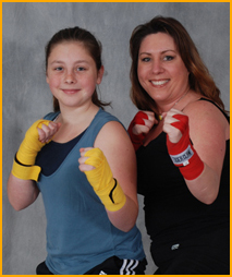 womens kickboxing martial arts